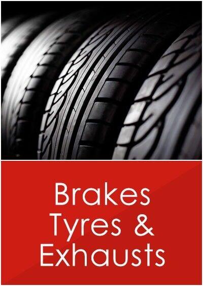 Part worn tyres/car services