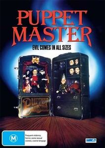 Puppet Master (DVD) Horror - New/Sealed!
