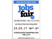 Leeds Jobs Fair