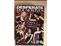 Desperate Housewives Series 2 Box Set