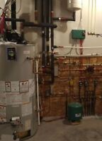 Looking to hook up your infloor heat/add a heat to your garage?
