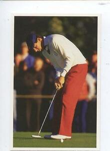 Scarce-Trade-Card-of-Chip-Beck-Golf-1991-Series-2