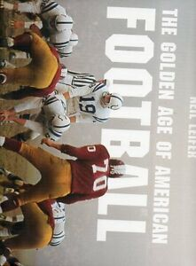GOLDEN AGE OF AMERICAN FOOTBALL  NEIL LEIFER TASCHEN SAVE $50