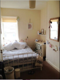 Cosy Double room in bright friendly houseshare, no agency fees.