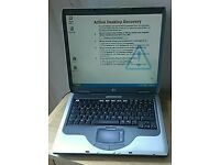 Hp compaq nx9005 laptop