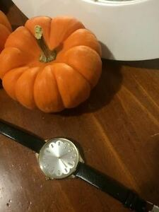 Black Womens Watch ONLY $15 Worn Very Little! London Ontario image 4