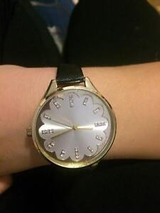 Black Womens Watch ONLY $15 Worn Very Little! London Ontario image 1