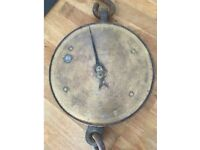 Vintage British Hanging Scale