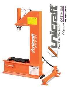 Pressa idraulica per officina con comando manuale 10 ton for Pressa usata per officina