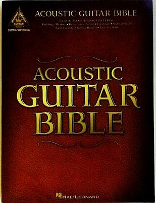 GUITAR TABLATURE / ACOUSTIC GUITAR BIBLE / 35 SONGS / GUITAR TAB SONG BOOK