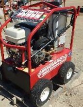 4000psi hot washer (petrol powered) Victoria Point Redland Area Preview