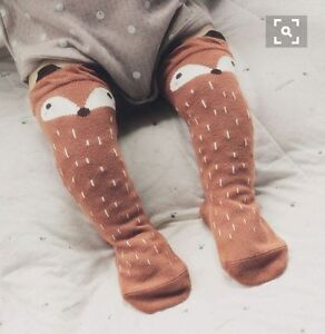 Adorable infant and/or toddler thigh/knee socks