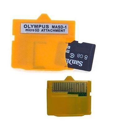 MASD-1 Olympus misro sd /TF to XD card adapter