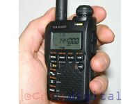 Yaesu vx3 needed asap urgent