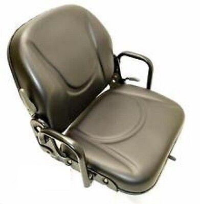 New Doosan Daewoo Vinyl Forklift Adjustable Folding Flip Seat A152098