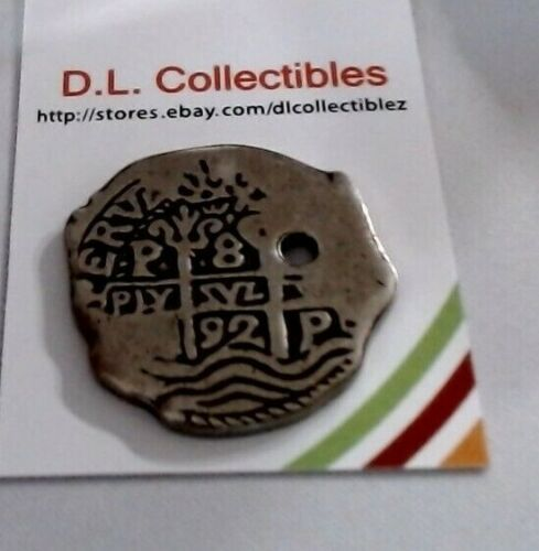 Disney Coin Pirates of the Caribbean Vintage Doubloon Pirate No Marking