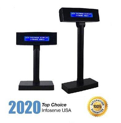 Lcd210b Customer Pole Display Usb Port Black List 159 Wholesale Disc 30 Off