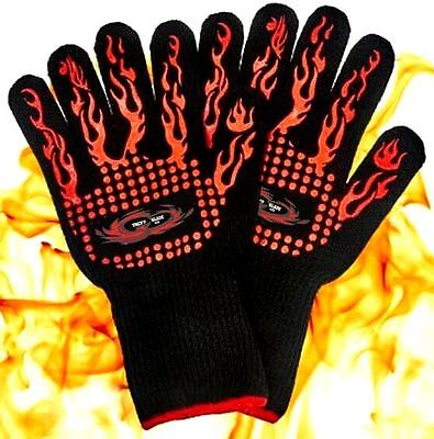 Glass Blowing Gloves  Kevlar high heat protection  to 932° Flameworking