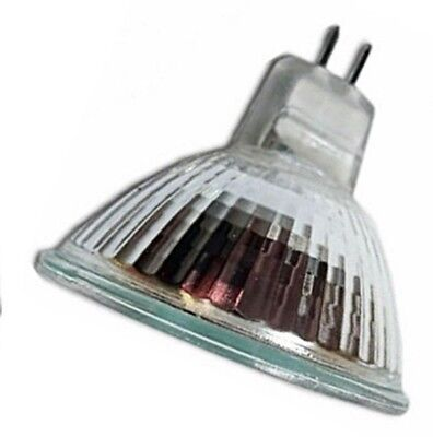 9x Halogenlampe Halogen Reflektor Leuchtmittel MR16 35W 50W 230V 12V Posten - 35w Mr16 Lampe