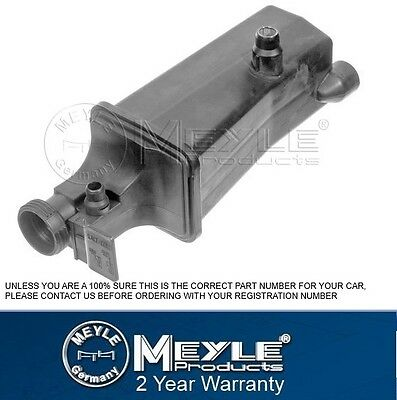 NEW RADIATOR HEADER  EXPANSION TANK BMW E46 3 SERIES MEYLE 17117573781