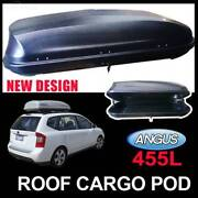 Car Roof Box Rack Luggage Cargo Pod 455L 75KG Universal fit Dandenong South Greater Dandenong Preview
