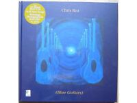 CHRIS REA BLUE GUITARS 11CD's/DVD/BOOK 2005 LIMITED EDITION NEW/SEALED VERY RARE