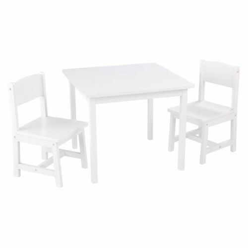 KidKraft Aspen Kids Table & Chair Set NEW Zanui