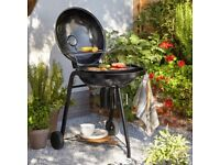 NEW! BARBECUE BLOOMA ROCKWELL CHARCOAL KETTLE