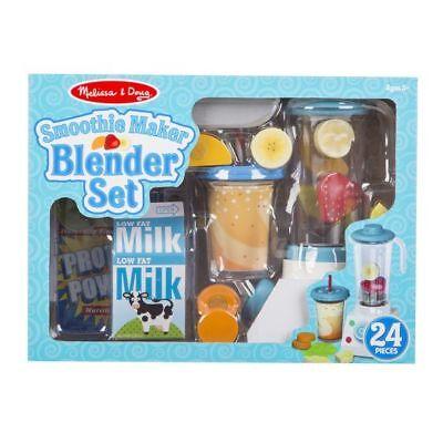 Melissa and Doug Smoothie Make Blender Set #9841
