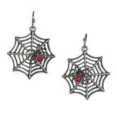 Halloween Earrings Avon (Avon Sparkling Spider Halloween)