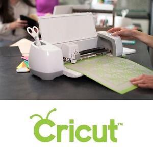 NEW* CRICUT DIE CUTTING MACHINE - 116149514 - EXPLORE ONE ARTS CRAFTS DIE-CUTTING DIE-CUTTER MACHINES