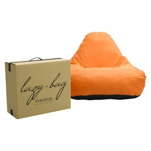 new lazy bag compressed foam chair small ebay