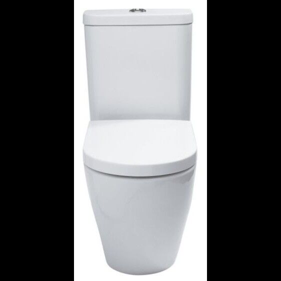 Cook & Lewis Helena Toilet with small chip.