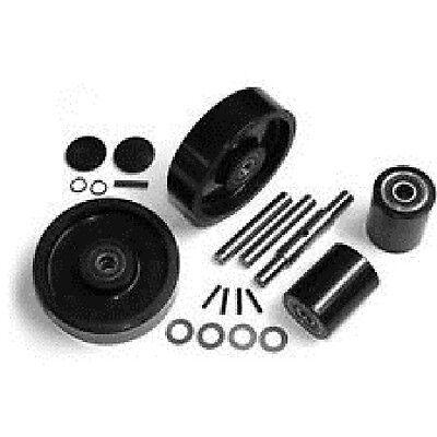 Ultra Ul5500 Pallet Jack Complete Wheel Kit