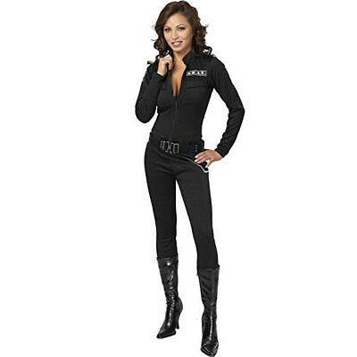 Cinema Secrets - S.W.A.T. This! Womens Body Suit Costume Size Medium 75731 - Womens Swat Costume