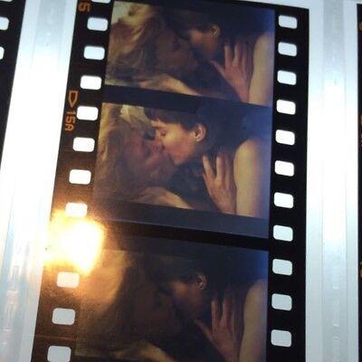 CAROL (2015)--Cate Blanchett, Rooney Mara movie Black Film Label Bookmark Be