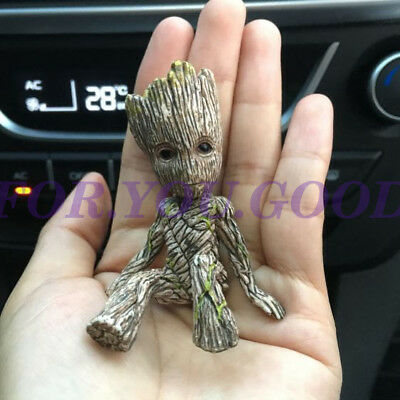 Cute 2  Guardians Of The Galaxy Vol  2 Baby Groot Figure Toy Gift