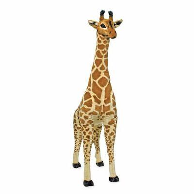 Melissa & Doug Giant Giraffe large plush Stuffed Animal over 4 feet tall - Melissa Doug Giraffe