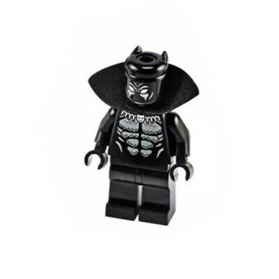 LEGO Super Heroes 76142 Black Panther W/ Collar Minifigure -NEW