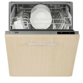 **Brand NEW Beko integrated built in dishwasher**