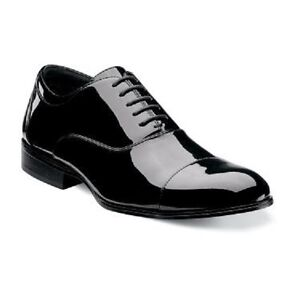new mens tuxedo shoes gala black patent