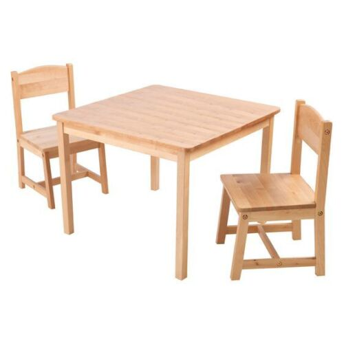 KidKraft Aspen Kids Table & Chair Set NEW Zanui