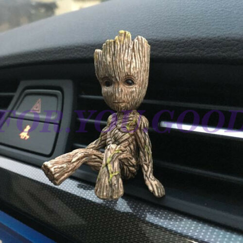 "Cute 2"" Guardians of The Galaxy Vol. 2 Baby Groot Figure Toy Gift"