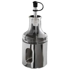 Maxwell-Williams-Cosmopolitan-Oil-Vinegar-Bottle-Silver-250ml-NEW-Zanui