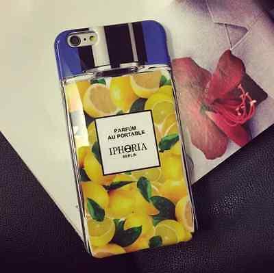 New iPhoria Parfum Style Lemon Parfum Phone Case For iPhone 6 / 6 Plus A19