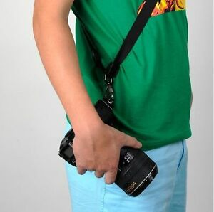*New* camera shoulder strap - save your neck