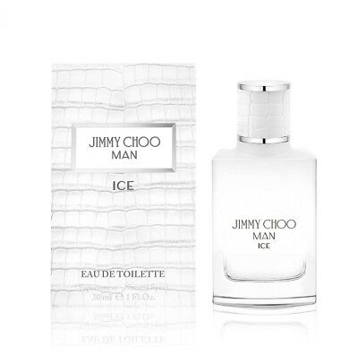 JIMMY CHOO MAN ICE 30ML EAU DE TOILETTE SPRAY BRAND NEW & SEALED