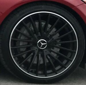 "Mercedes-Benz 19"" Tires And Mags Set"