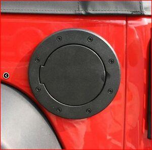 Porte à essence - Aluminium - Wrangler 07-10