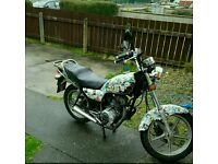 Hounioa hn 125cc